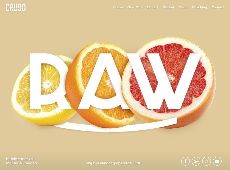 10 Inspirational Restaurant Website Designs