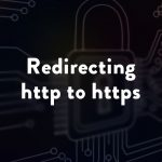 Redirect http to https SSL